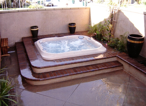 vault spa custom built in jacuzzis hot tubs in orange county mission valley spas. Black Bedroom Furniture Sets. Home Design Ideas