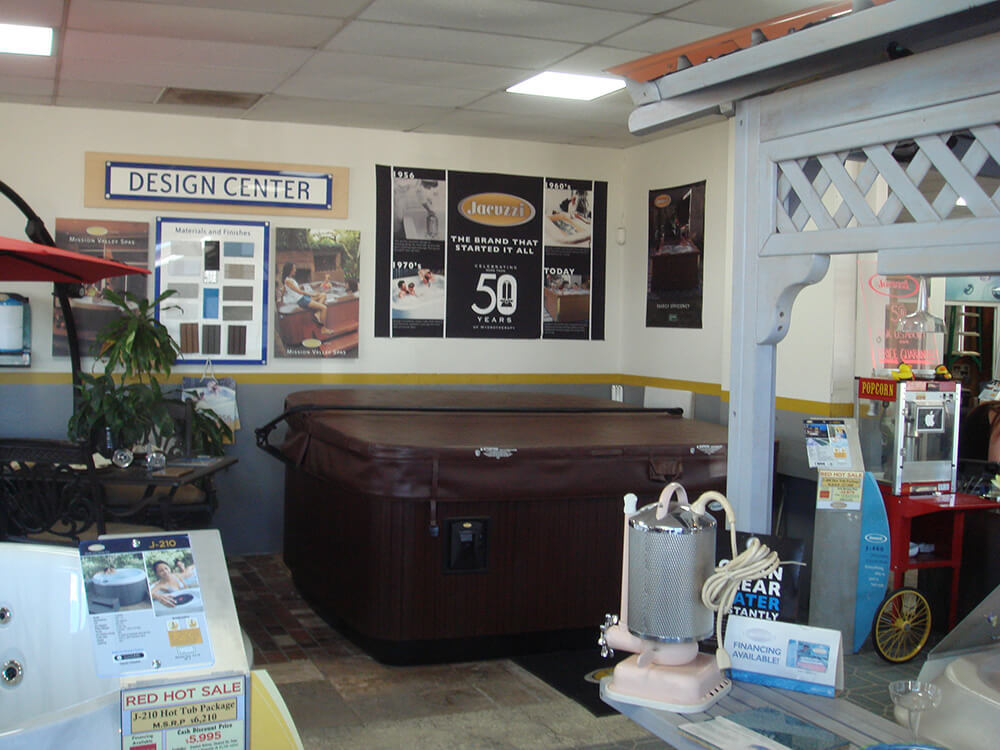 large hot tub u0026 spa collection in orange county