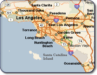 los-angeles-map-index