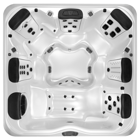 Bullfrog Spas Model A8L