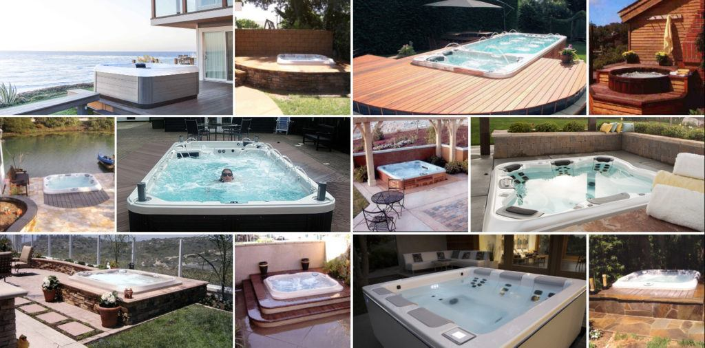 Mission Valley Spas - Bullfrog Inground Spas, Outdoor Hot Tubs